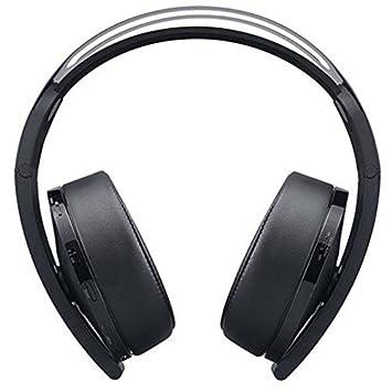 Auriculares Inalámbricos de Sony PLATINO PS4 Negro: Amazon.es: Electrónica