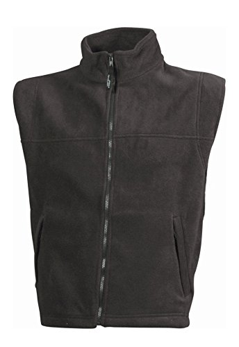Fleece grey Gilé Pesante In Vest Termico Dark Ex6Zw1q