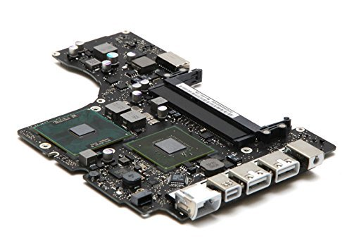 Apple Logic Board 2.4GHz MacBook Unibody 13' A1342 820-2877-B 661-5640 2.4GHz/3M/1066/P8600