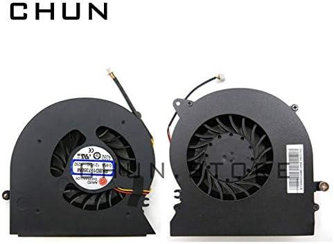 FCQLR Nuevo CPU Ventilador compatibles para MSI MS-1785 ...