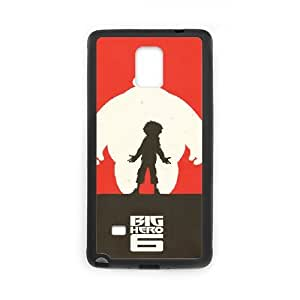 QSWHXN Baymax 2 Phone Case For Samsung Galaxy note 4 [Pattern-3]