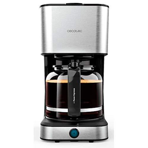 Cecotec Cafetera Goteo Coffee 66 Heat. Tecnología ExtremeAroma ...