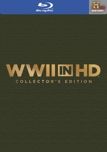 WWII in HD (Collector's Edition) [Blu-ray] by A&E HOME VIDEO