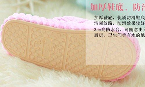 Pantofole Calde Di Inverno Delle Donne Di Cattior Pantofole Calde Rosa