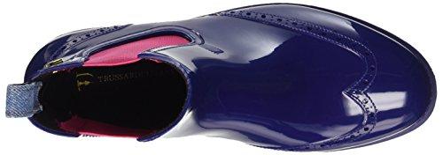 Formatori Alta Multicolore lghtblue 79s20451 Jeans Trussardi Delle Rosso Donne qwXx1IP