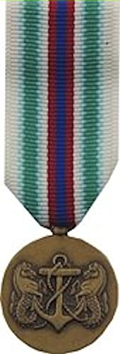 Marine Expeditionary Medal (Expeditionary Merchant Marine-MINI MEDAL)