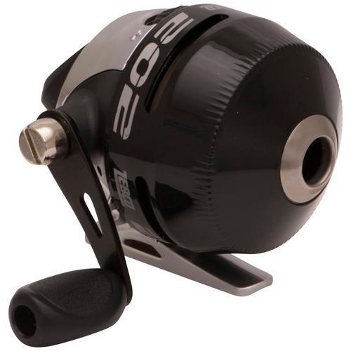 Zebco 202KBK BX 202 2.8:1 Prespooled Box Spincast Reel, 10 lb (Zebco Fishing Reels compare prices)