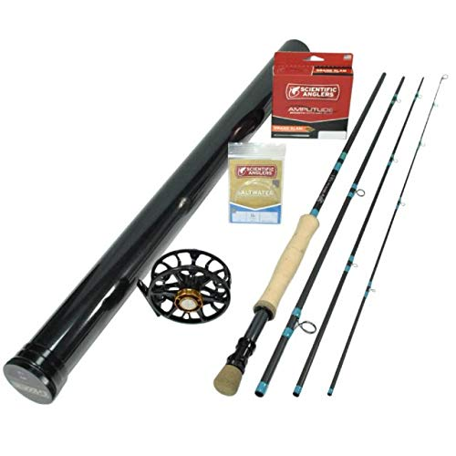 Used, G. Loomis NRX Saltwater 1088-4 Fly Rod Outfit : 8wt for sale  Delivered anywhere in USA