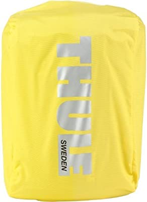 Thule Pack N Pedal large pannier rain cover - bright yellow by ...