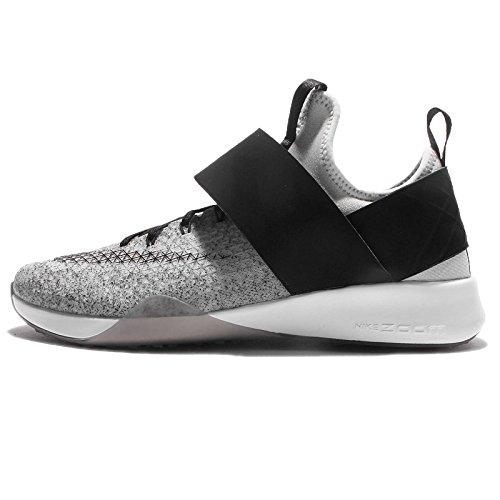 White Air Nike Women's Black Strong White Black Zoom WMNS wzwv4yHqa