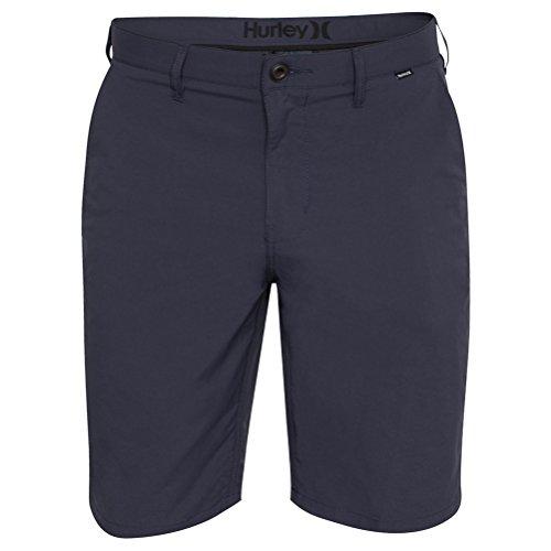 Hurley Men's Dri-FIT Chino Walkshort Obsidian Shorts by Hurley