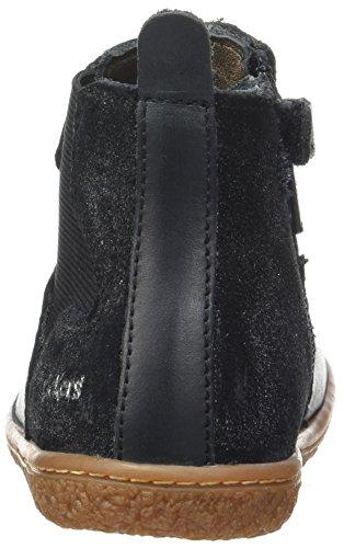 Kickers Mädchen Vermillon Chelsea Boots Noir (Noir)