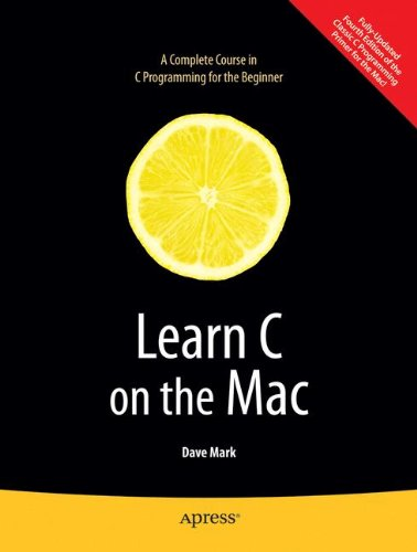 [Free] Learn C on the Mac (Learn Series) D.O.C