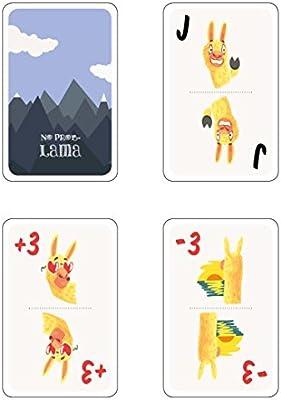 No Prob-Lama Starnberger Spiele 86047 Kartenspiel von Tanja Philippeit