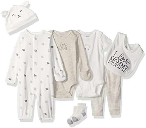 Carter's Baby 7-Piece Bodysuit Set