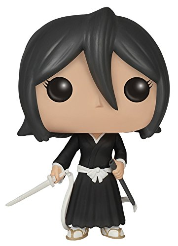 Funko-POP-Anime-Bleach-Rukia-Action-Figure