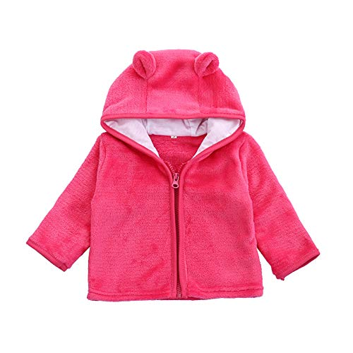 Winterjas voor meisjes en jongens, met capuchon, contrasterende gevoerde mantel, geruite jas, warme lange mouwen…