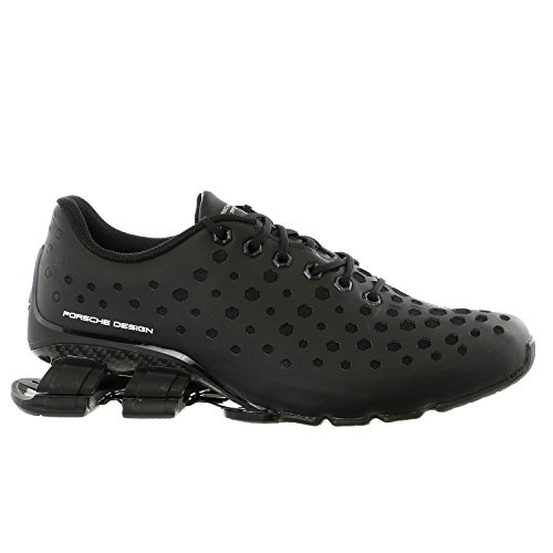 ccfdb5299 Porsche Design Adidas Bounse S4 2.0 Driving Fashion Running Sneaker - Core  Black - Mens - 9 - Buy Online in UAE.