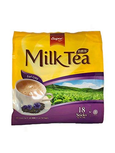 Super Earl Grey Milk Tea