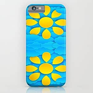 Society6 - 3d Daisies iPhone 6 Case by Robin Curtiss
