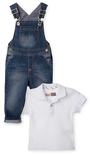 offcorss-infant-and-toddler-brother-twin-matching-outfit-baby-boy-bib-overall-pique-polo-shirt-set-w