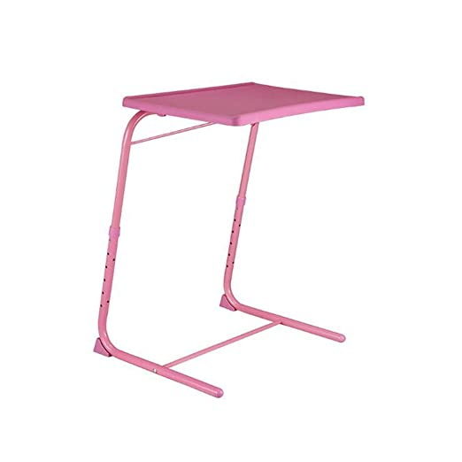 Folding table Nan Mesa Auxiliar nórdica en Forma de C, portátil de ...