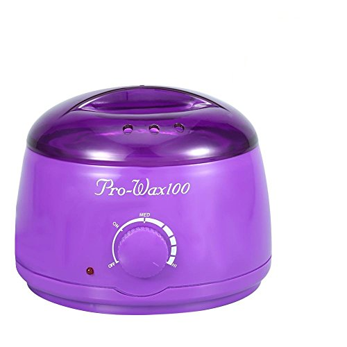 Wax Warmer, 500ML Hair Removal 100-240V Hot Paraffin Wax Pot Warmer Heater Waxing Hair Depilatory US Plug