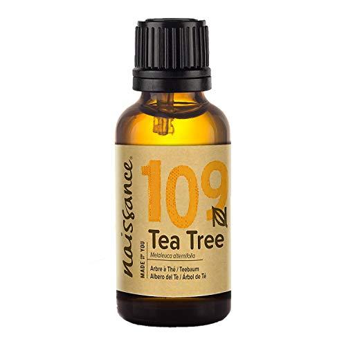 Naissance Aceite Esencial de Arbol de Te n º 109 – 30ml - 100% Puro, vegano y no OGM