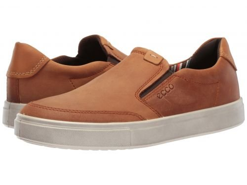 ECCO(エコー) メンズ 男性用 シューズ 靴 スニーカー 運動靴 Kyle Slip-On - Amber [並行輸入品] B07BLLBN57