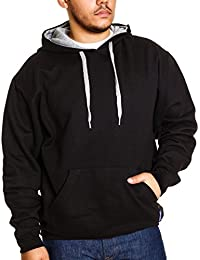 Mens Comfort Fleece Pullover Hooded Sweatshirt (See More Colors and Sizes)