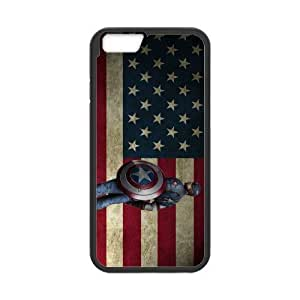 Captain America American Flag Case for iPhone 6