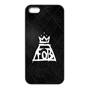 DIY phone case Fall Out Boy cover case For iPhone 5, 5S LINSWW7749390