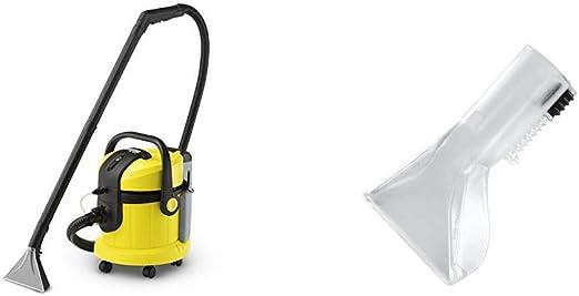 Kärcher Lava-aspirador SE 4002 (1.081-140.0) + Kärcher Acolchado ...