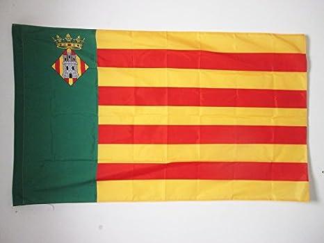 AZ FLAG Bandera de la Provincia DE CASTELLÓN 150x90cm para ...