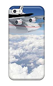 Case Cover, Fashionable Iphone 5/5s Case - Shuttle Carrier Aircraft 8322703K22749499