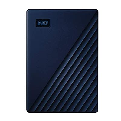 WD My Passport for Mac Portable External Hard Drive by Western Digital