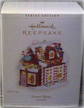 HALLMARK KEEPSAKE SWEET SHOP NOELVILLE SERIES EDITION 2006