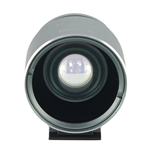 XPRO External Viewfinder with Optical Aperture for Digital Cameras, - 21mm Viewfinder