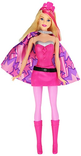 Barbie in Princess Power Super Hero Barbie Doll (Super Movie Barbie Hero)