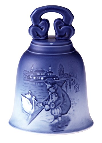 2017 Christmas Bell by Royal Copenhagen