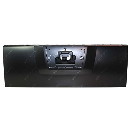 MBI AUTO - Painted to Match, Tailgate Shell Without Hardware for 2004-2012 Nissan Titan Pickup, NI1901102