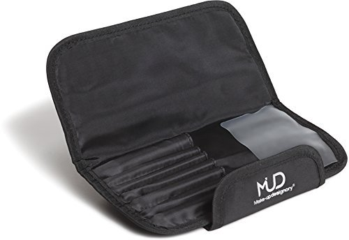 MUD Travel Brush Case (Empty) by MUD - Makeup Designory by MUD - Makeup Designory