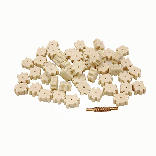 - Beileshi Chamber Pads.223/5.56 Chamber Cleaning Pads & Attachment Gun Cleaning (60 pcs-Pads)