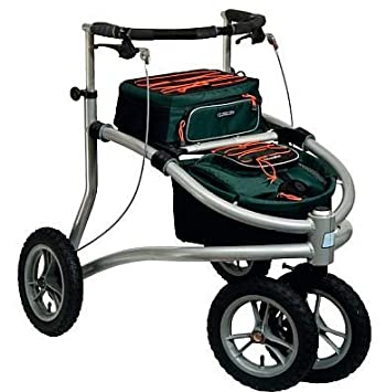 Amazon.com: Trionic Trek montaña Walker All Terrain andador ...