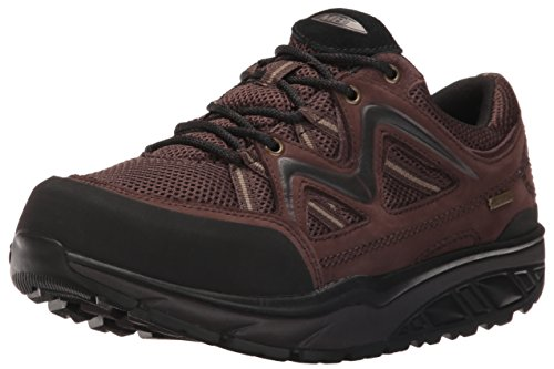 Homme GTX Multisport Outdoor Black Hodari Marron Chaussures MBT Noir w6UXH5Wxq