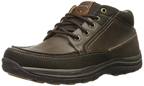 Skechers Expected Cason Herren Sneakers Braun (Choc)