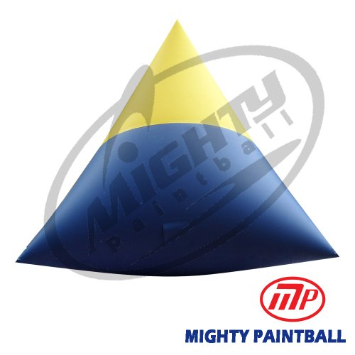 MP Dorito Shape Inflatable Air Bunker, Small