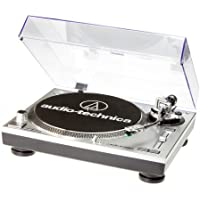 Audio-Technica AT-LP120USBHC Platine vinyle USB à entraînement direct Argent