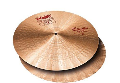 Paiste 2002 Sound Edge Hi-hat Cymbals - 17