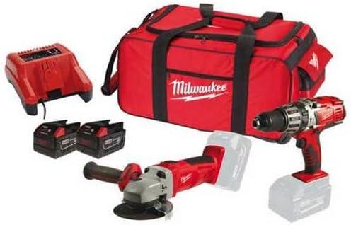 Milwaukee M28 Pack H - Juego de herramientas eléctricas (24 ...